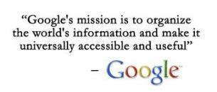 Google - Mission 2